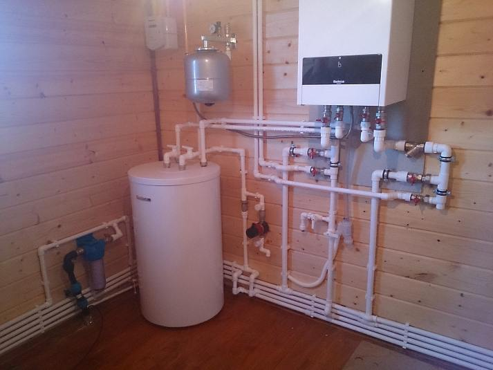 Особенности оборудования отопительной газовой системы в частном доме